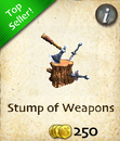 Stump of Weapons