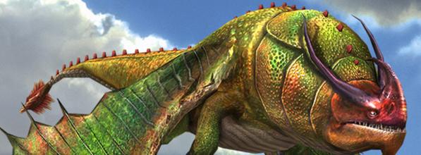 Rumblehorn School Of Dragons