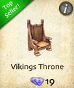 Vikings Throne