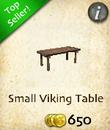Small Viking Table