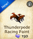 Thunderpede Racing Paint