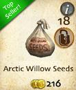 Arctic Willow Seeds