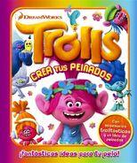 Trolls Caja metalica Crea tus peinados-Dreamworks-9788408161233