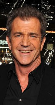 Mel Gibson at the 'Edge of Darkness' premiere