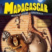 Madagascar 1 soundtrack cover