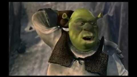 Shrek 2000 Theatrical trailer