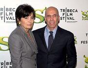 Jeffrey and Marilyn Katzenberg Shankbone 2010 NYC