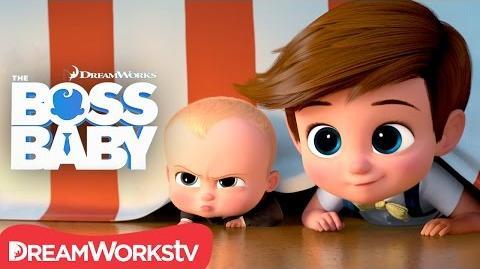 """""""Baby Break In"""" Exclusive Clip THE BOSS BABY-0"""