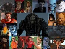 Dreamworks Villains