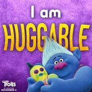 Biggie i am huggable