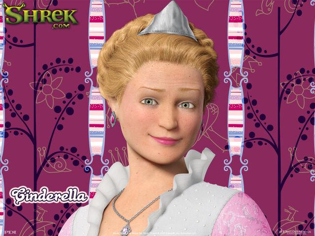File:Shrek the Third - Cinderella - The Princesses.jpg