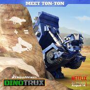Ton-Ton's poster