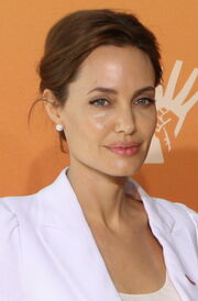 Angelina Jolie Global Summit 2014