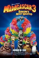 Madagascar3-Poster