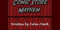 Comic Store Mayhem