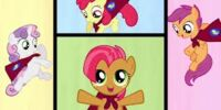 The Cutie Mark Crusaders