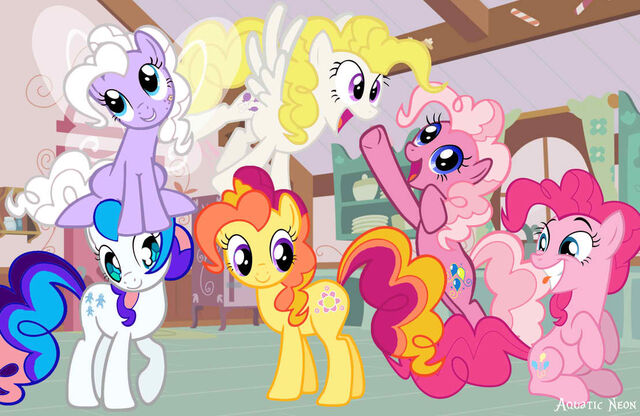 File:Pinkie-pie-and-her-ancestors-my-little-pony-friendship-is-magic-33900974-1109-721.jpg