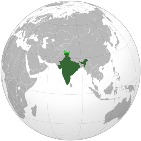 File:India (orthographic projection).png