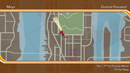 TaxiDriver-DPL-UpperEastSide-Fare2DropOffLocationMap