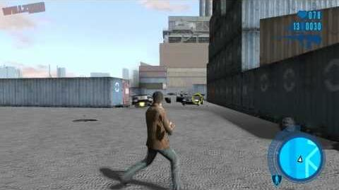 Driver Parallel Lines - Mission 20 - Guardian Angel (HD)
