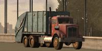 Refuse Truck