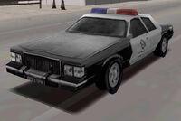 Driver 2 Las Vegas Police Car 1