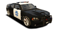 Dodge charger srt8 cop Driver SanF