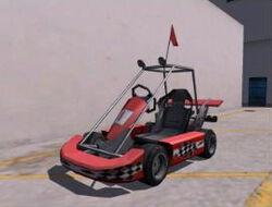 Go-kart-driv3r
