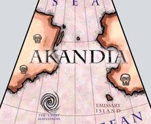 Akandia