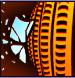 Frame instability icon