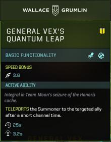 Vex Utility Slot Gearbox