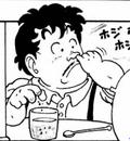 Senbei's boogers