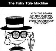 Fairytale machine