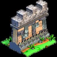 09 Smooth Stone Battlements