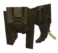 AE Elephant Harness - L