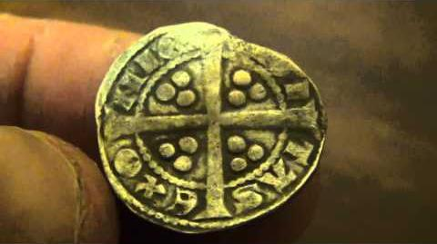 1st Silver Hammered Coin with Minelab Etrac