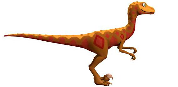 Deinonychus | Dinosaur Train Wiki | FANDOM powered by Wikia