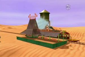 Desert Sand Station 1