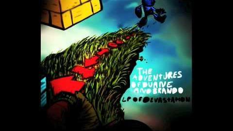 The Adventures of Duane and BrandO - Duck Hunt (LP of Devastation