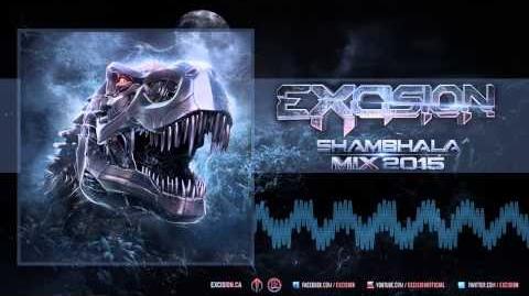 Excision Shambhala Mix 2015