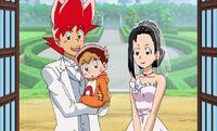 Katta, Lulu and Joe
