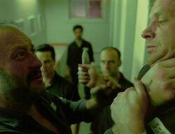 Confrontation Carl Kruger The Witness