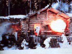 Yukon Cabin Due South Pilot
