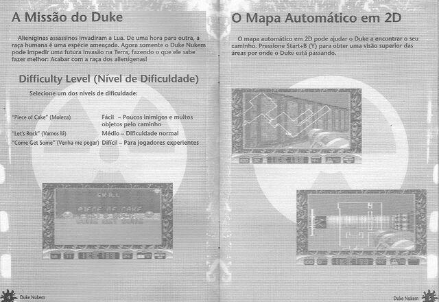 File:DK 3D Tectoy manual - pages 04 and 05 (sega-brasil).jpg