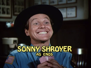 Sonny Shroyer - Title Card