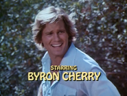 Byron Cherry - Title Card