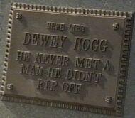 Deweyhogggrave