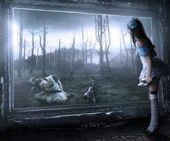 Alice in wonderland digital art tagnotallowedtoosubjective desktop 1920x1080 hd-wallpaper-838955