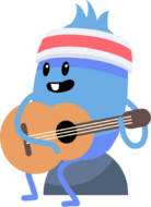 Loopy with a guitar