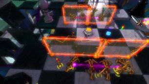 Kings game powerlevel inside turrets